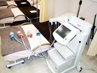 生理検査(血圧脈波検査)